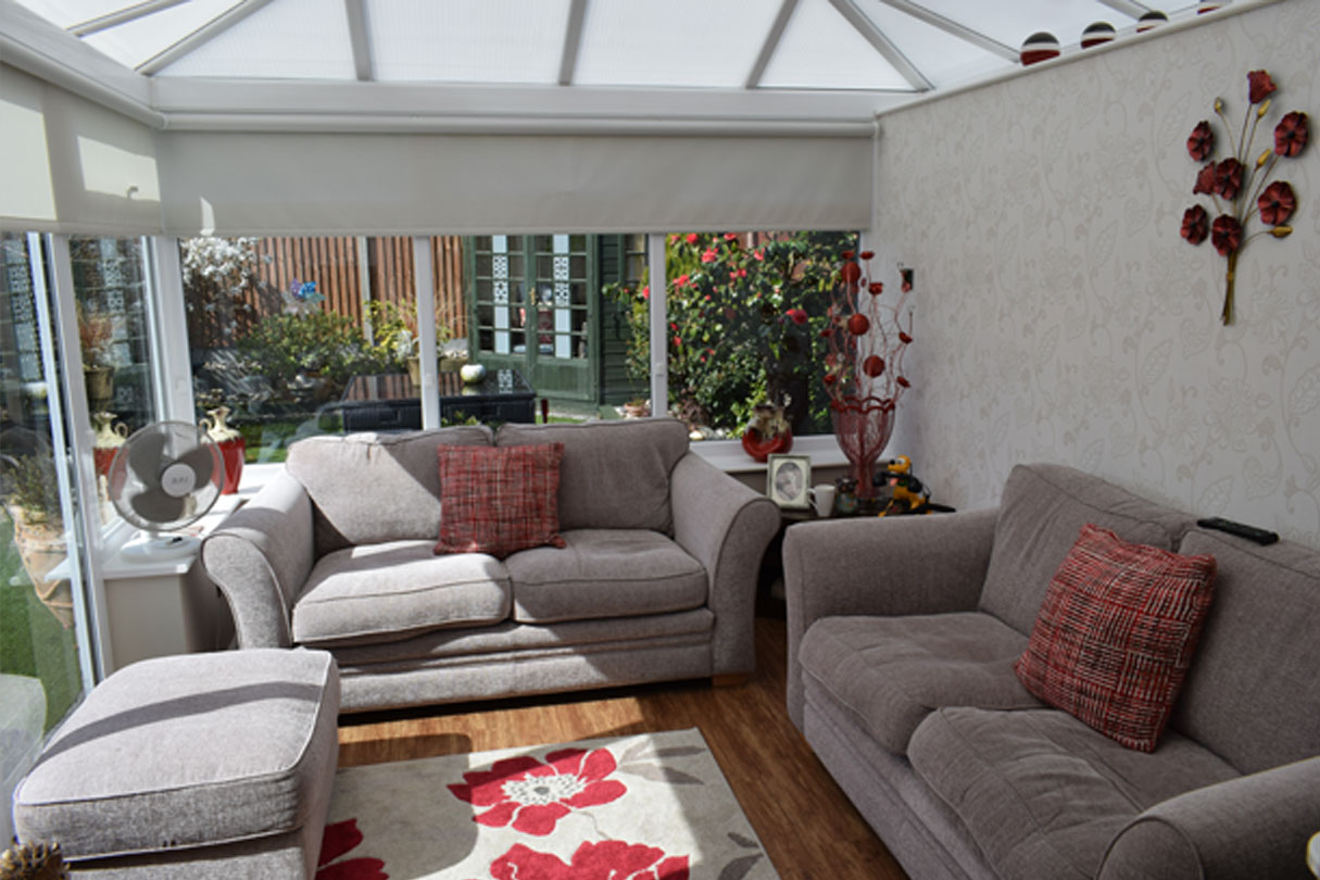 What to consider when you're considering a conservatory