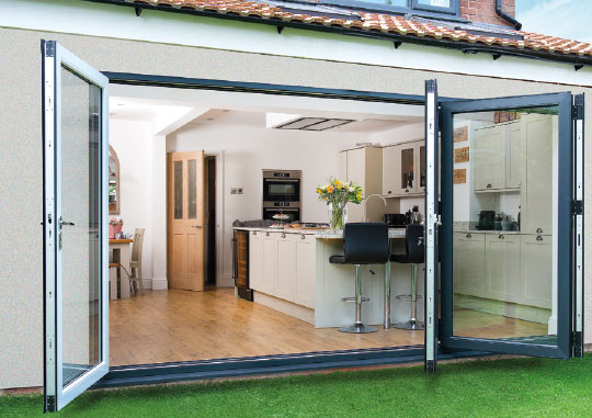 1st Independent bi fold doors